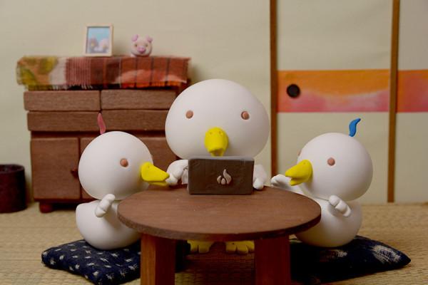 Gaa-chan family 1
